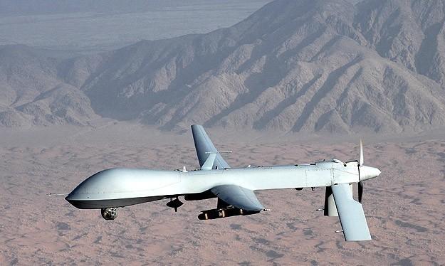 Máy bay không người lái Mỹ tiêu diệt một trùm khủng bố IS