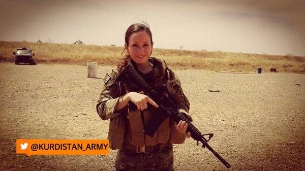 Video: Chiến binh IS bị Peshmerga bắn xuyên lưng
