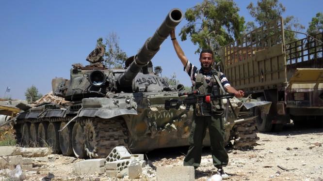 Thiếu cố vấn Nga, quân đội Syria sa lầy trong chiến lược