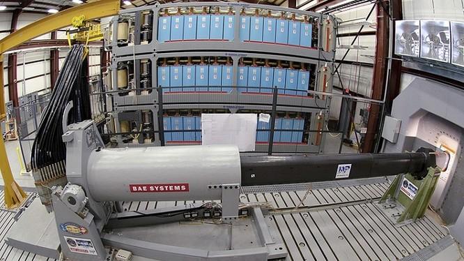 Pháo điện từ trường railgun, khởi đầu một cuộc cách mạng công nghệ?