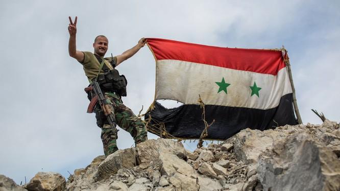 Quân đội Syria triển khai tấn công tái chiếm lại đồi Tall Haddadeh