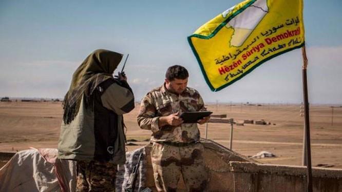 Lực lượng chiến binh người Kurd đánh chiếm nhiều ngôi làng phía Bắc Syria