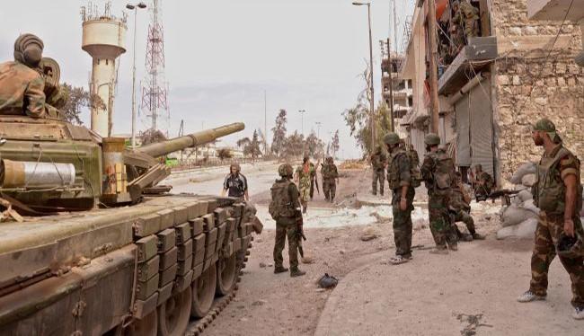 Tình hình giao tranh tại thành phố Homs đã bình ổn trở lại