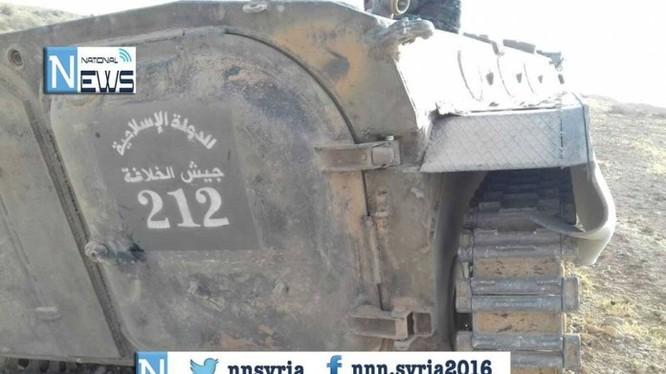 Cuộc phản kích của IS nhằm đánh chiếm lại ngã tư Zakiyah thất bại