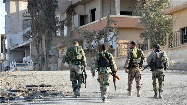 Quân đội Syria nỗ lực tấn công giành lại thế chủ động
