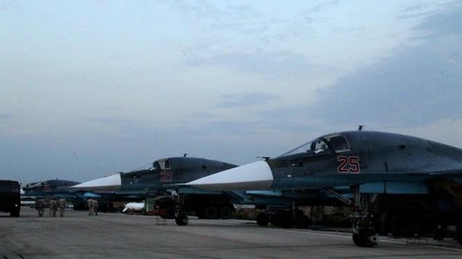 Quân đội Nga cắt đứt nhiều đường thông tin liên lạc của Hồi giáo cực đoan với Thổ Nhĩ Kỳ