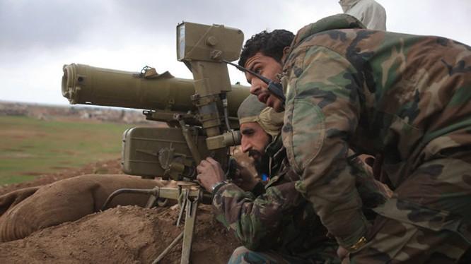 Quân đội Syria bẻ gãy cuộc tấn công đêm của IS ở Deir Ezzor, diệt 7 chiến binh khủng bố