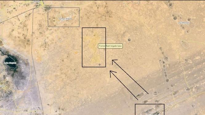 IS bất ngờ tấn công thị trấn Dumayr, tỉnh Rif Dimashq