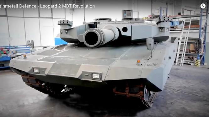 """Đức chế tạo vũ khí đặc biệt hủy diệt xe tăng """"Armata"""""""
