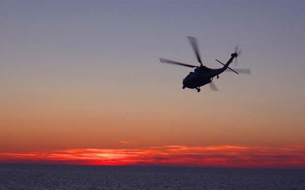 Trực thăng hải quân MH-60S Seahawk