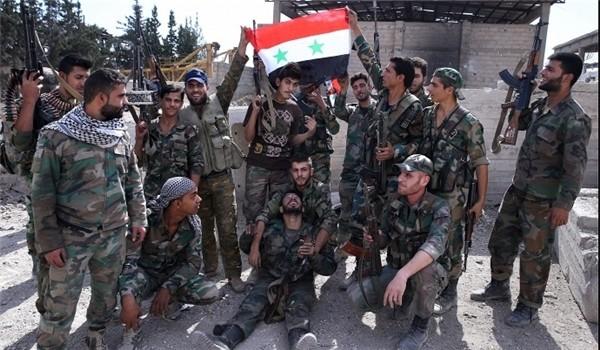 Những binh sĩ thuộc Lực lượng Vũ trang địa phương NDF