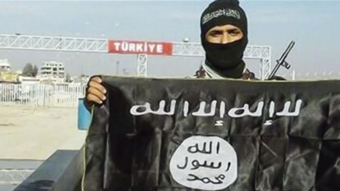 IS tỏ ra khá thân thiện với Thổ Nhĩ Kỳ