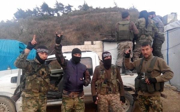 Nhóm chiến binh Nusra, chi nhánh Al Qaeda Syria