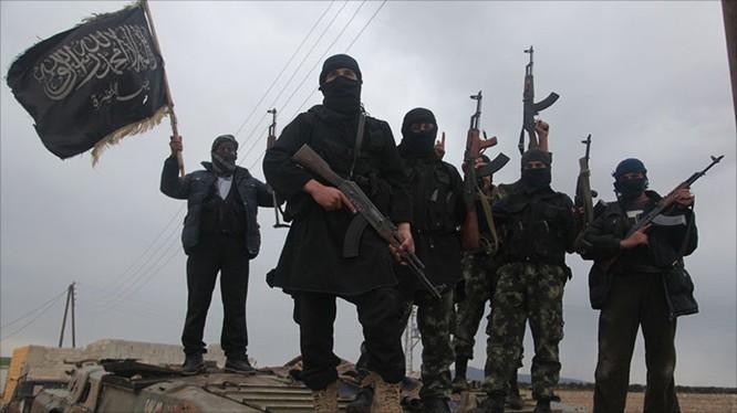 Tổ chức khủng bố Jabhat Al-Nusra, Syria Al Qaeda