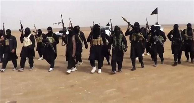 Những tay súng khủng bố cực đoan IS