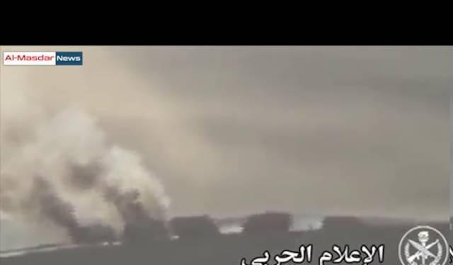 Quân đội Syria thiêu hủy xe chở dầu của IS
