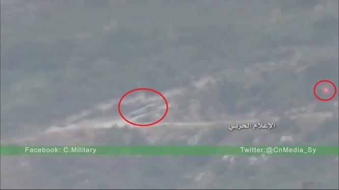 Quân đội Syria tấn công lực lượng Hồi giáo cực đoan ở Bắc Latakia