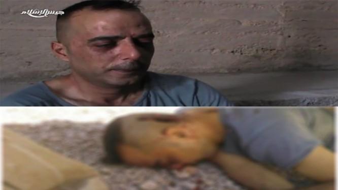 Hình ảnh phi công Syria đã bị hành quyết bởi Jabhat Al-Nusra (Al Qaeda Syria)