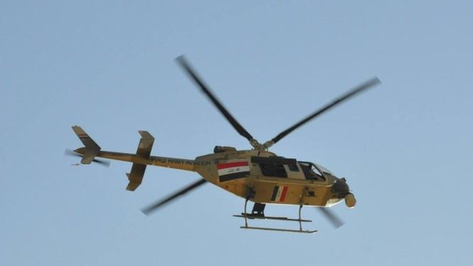 Trực thăng Bell - 407 quân đội Iraq
