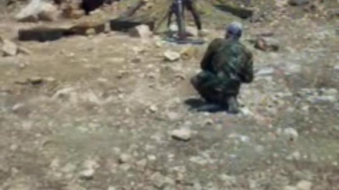 Quân đội Syria tấn công trên chiến trường Latakia