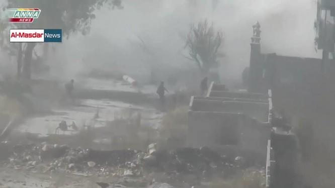Cuộc chiến tranh đường phố ở Aleppo
