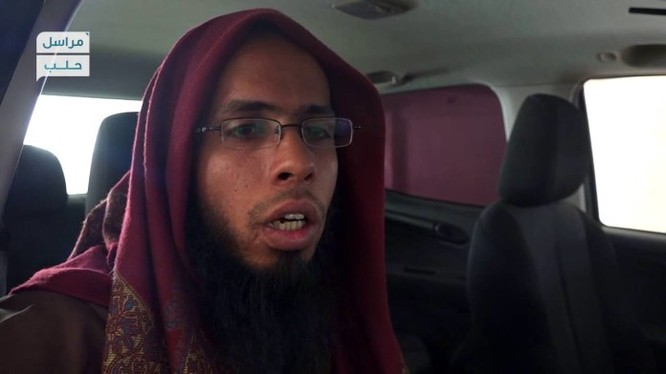 Chiến binh Ả rập Xê út trước giờ tấn công bằng xe bom tự sát