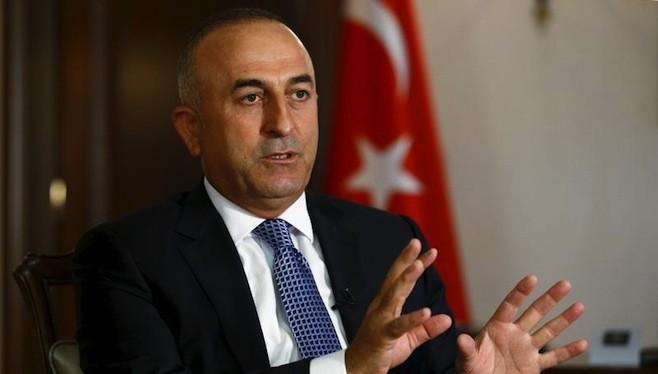 Ngoại trường Thổ Nhĩ Kỳ ông Mevlut Cavusoglu