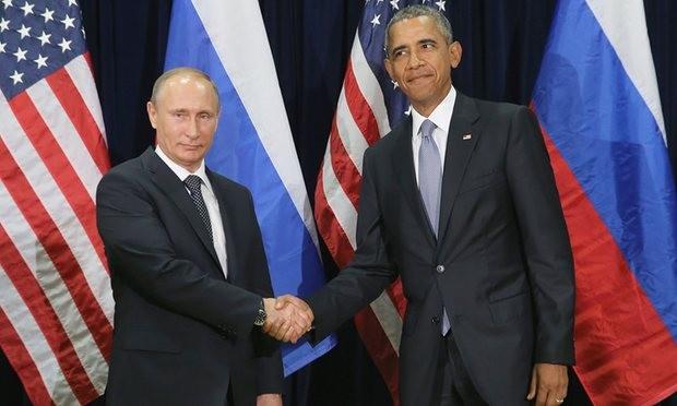 Cuộc gặp Obama - Putin
