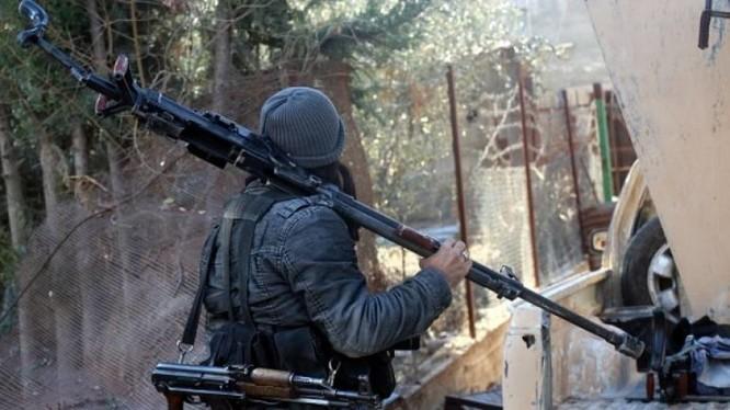 Chiến binh Jabhat Al-Nusra