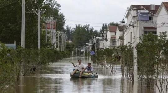 Lũ llụt ở Trung Quốc