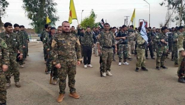 Lực lượng Dân chủ Syria SDF tuyên bố tấn công vào thành phố Manbij