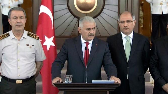 Thổ Nhĩ Kỳ đòi Mỹ dẫn độ Fethullah Gulen