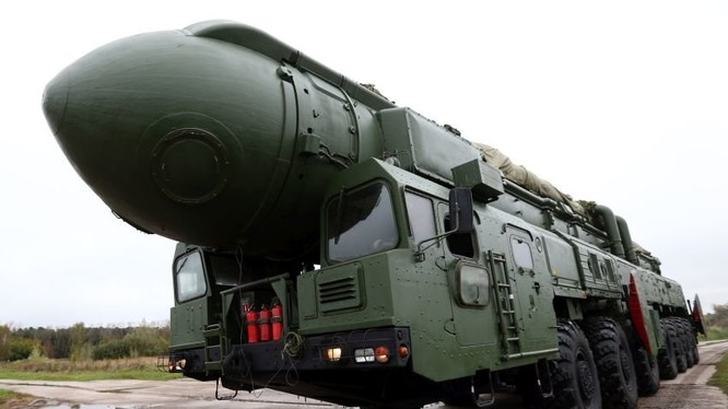 Tổ hợp tên lửa chiến lược Topol