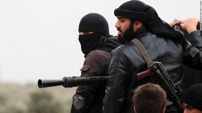 Các tay súng Hồi giáo cực đoan Al-Nusra