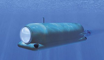 Tàu ngầm mini không ngập nước (DCS)