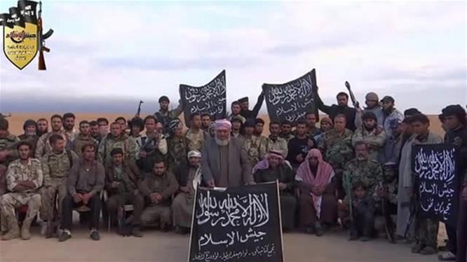 Nhóm Hồi giáo cực đoan Jaish Al-Islam