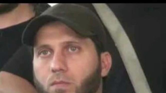Khattab Abou Ahmad. chỉ huy chiến trường lực lượng Hồi giáo cực đoan ở Aleppo