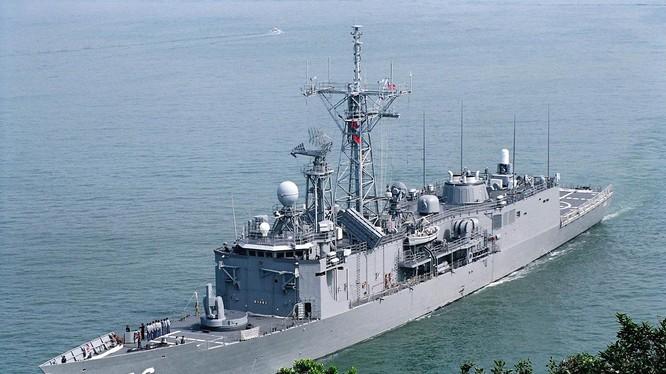 Tàu hộ vệ tên lửa lớp Cheng kung của Hải quân Đài Loan