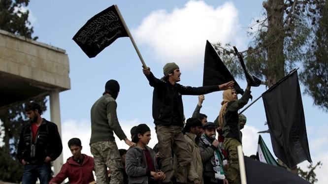 Nhóm chiến binh khủng bố Jabhat Al-Nusra