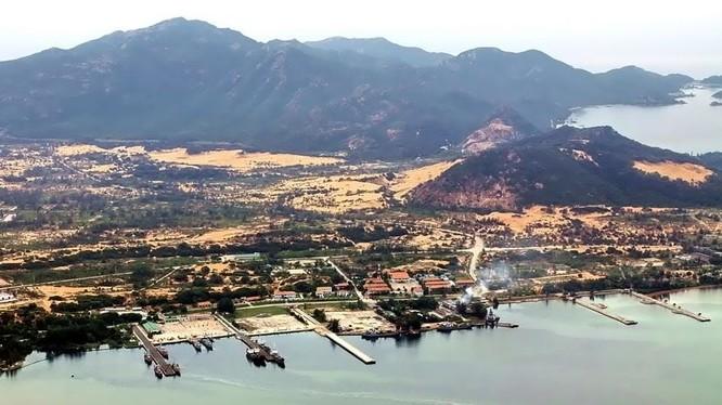 Quân cảng Cam Ranh của Việt Nam