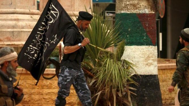 Jabhat Al-Nusra sẽ trở thành Jabhat Fateh Al-Sham