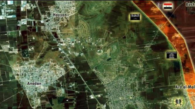 Ngoại ô Aleppo, chuẩn bị cho một trận chiến mới của quân đội Syria