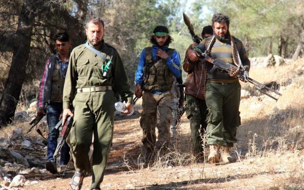 Nhóm chiến binh Hồi giáo cực đoan Jaysh Al-Fateh