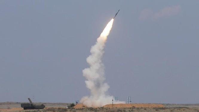 Hệ thống tên lửa S-300 bảo vệ khu công nghiệp hạt nhân Fordow