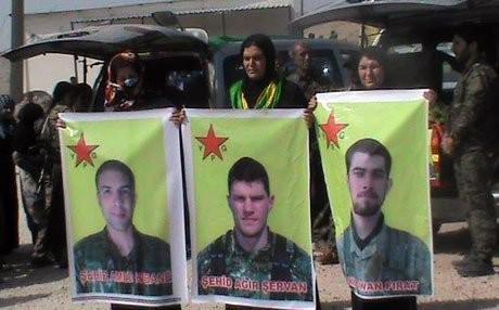 Ảnh các chiến binh Mỹ hy sinh trong trận chiến chống khủng bố
