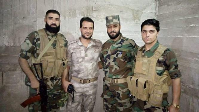 Lực lượng Tigers ở Aleppo