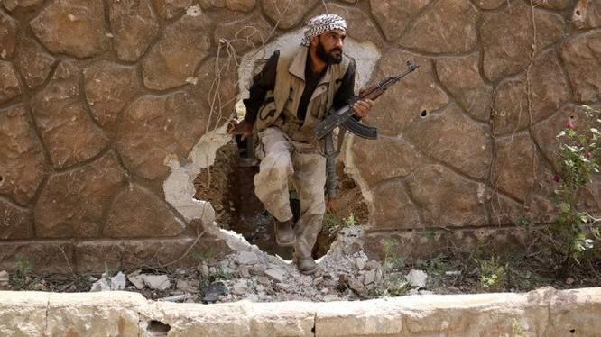 Lực lượng Hồi giáo cực đoan tấn công ở Đông Ghouta