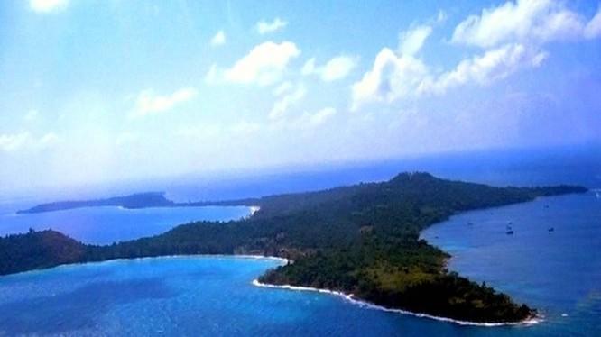 Đảo Koh Tang Campuchia