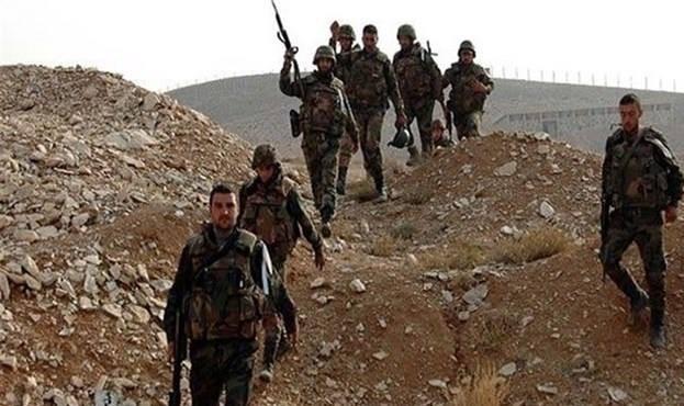 Lực lượng Tigers trên đường tiến công ở Aleppo
