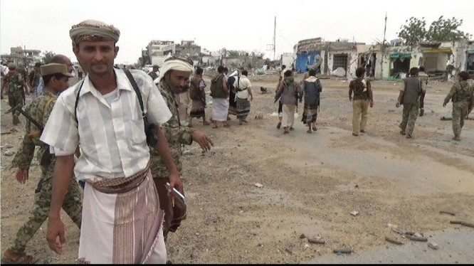 Chiến binh Houthi